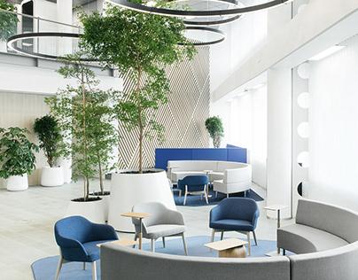 Handelsbanken Lobby Design