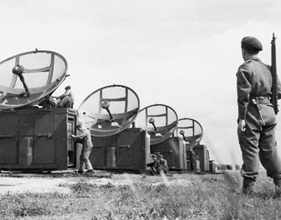 Radar - 20th Century Invention