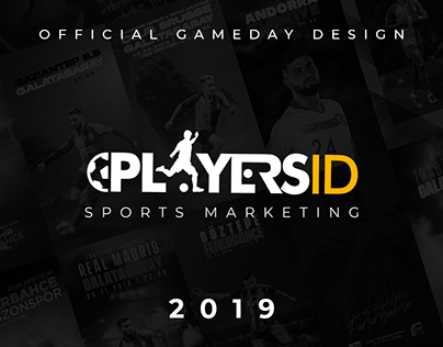 2019 Official Matchday Designs | PLAYERSID
