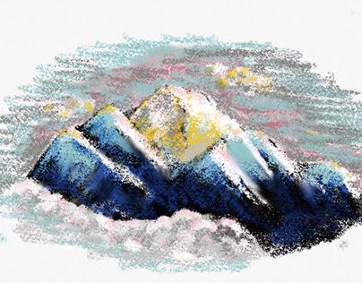 Pretty mountains 🏔