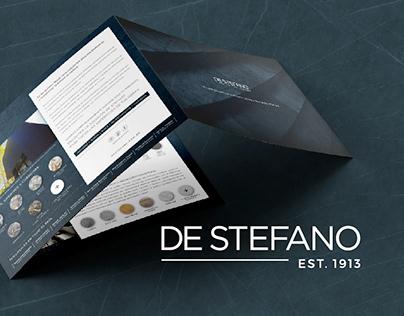 Brochure Institucional · De Stefano