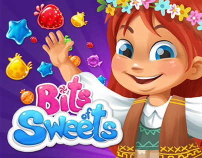 Bits of Sweets: In game