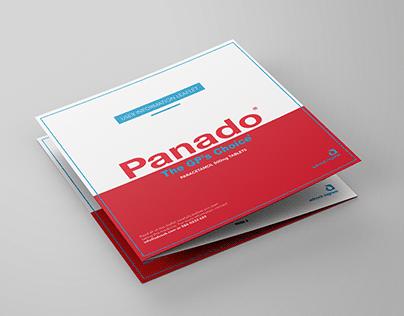 Panado - Leaflet & Long Copy Design
