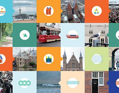 Corporate identity for Platform Stad