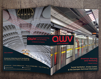 AWV - Tunnel Damper Brochure