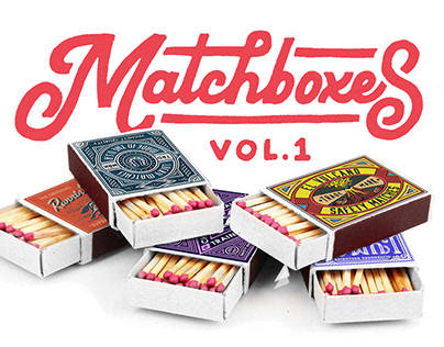 Custom Matchboxes Vol. 1 - Updated