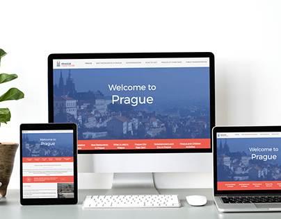 Travel guides-Website design and development