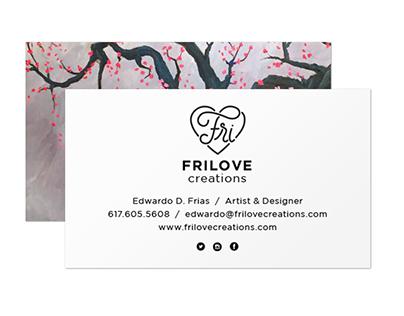 Fri Love Logo Redesign
