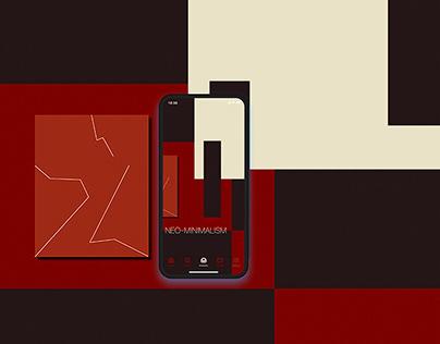 Conceptual Gallery/UI Design