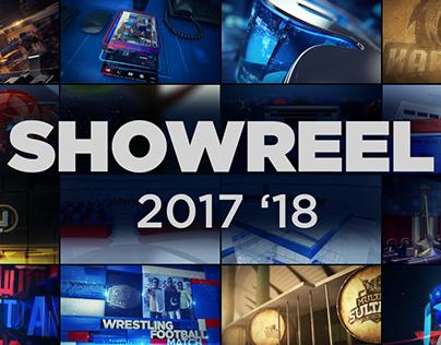 ShowReel 2017 '18