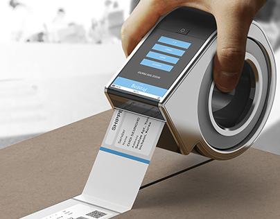 Invoice Tape Printer