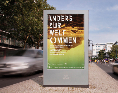 Humboldt Forum, Exhibiton identity