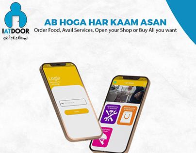 Facebook Post & Instagram Post For Mobile Application