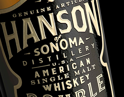 Hanson Whiskey