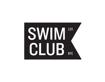 Swim Club - Brand identity
