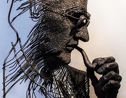 Mircea Eliade, the philosopher.