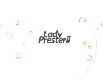 Lady Presteril digital spot