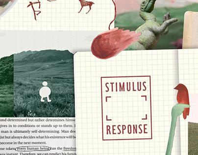 Stimulus [ ] Response