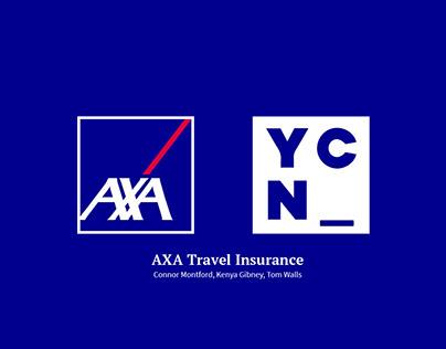 AXA Always Expect the Unexpected - YCN 2018