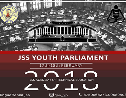 JSS YOUTH PARLIAMENT'18