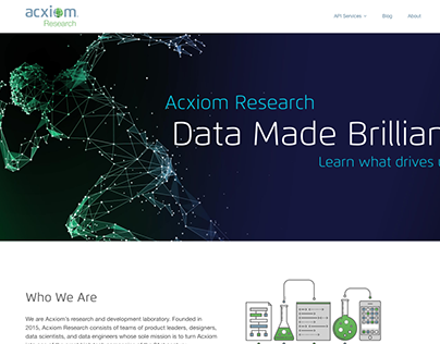 Acxiom Research Site