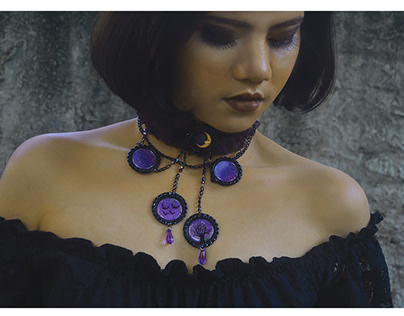 Product and branding design (Dare to Wear Gothic)