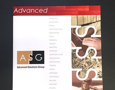 ASG Logo, Collateral, & Web