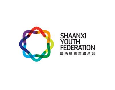 陕西省青年联合会标志设计