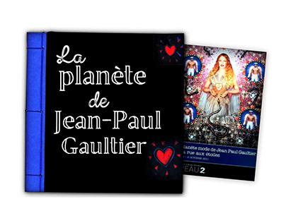 Expo La planète de Jean-Paul Gaultier / dessins
