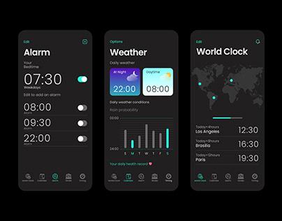 Time management app