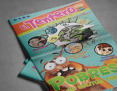 Periódico infantil El Tentero