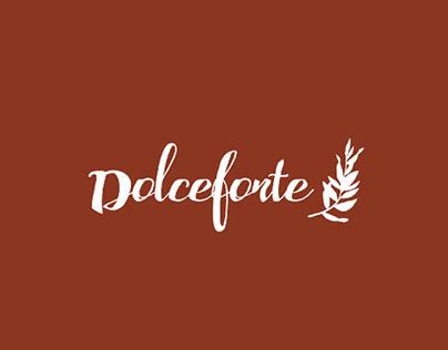 Dolceforte branding