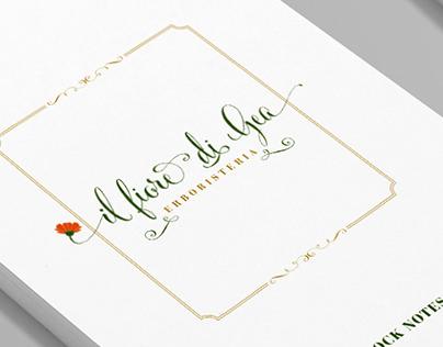 Il Fiore Di Gea/Logo/Visual identity