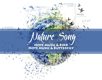 Nature Song Photoshop Action V01