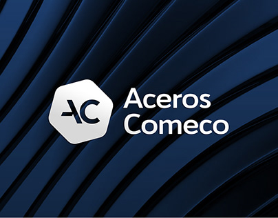 Aceros Comeco - Branding + web