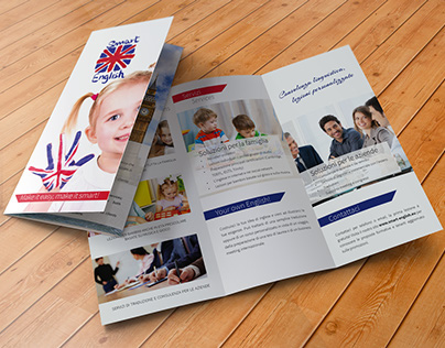 Smart English | English Lessons | Brochure