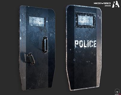 Riot Shield 3D