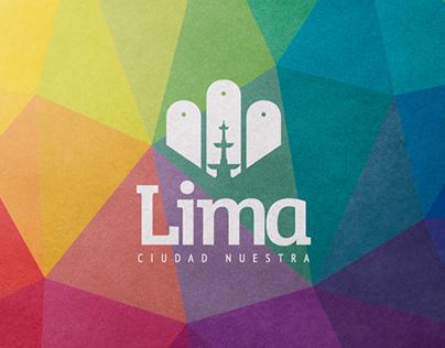 Marca Ciudad de Lima Metropolitana
