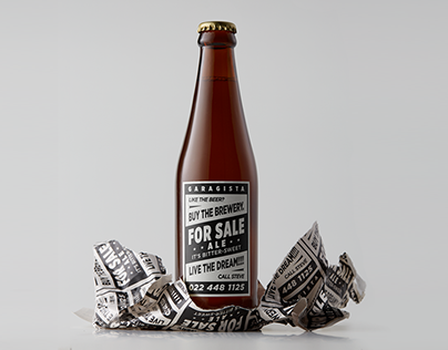Garagista - For Sale Ale