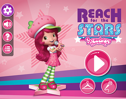 Strawberry Shortcake Reach for the Stars