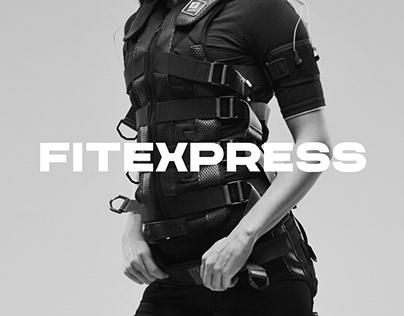 Fit Express Branding