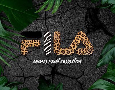 FILA ANIMAL PRINT COLLECTION