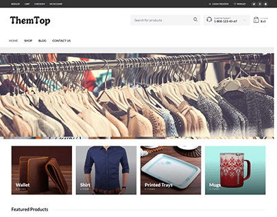 Themtop Online Store