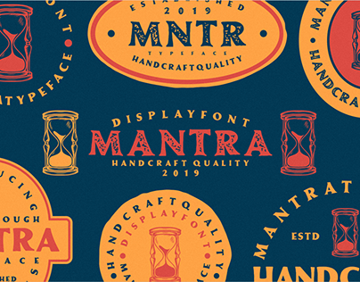 MANTRA TYPEFACE