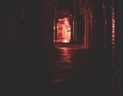 Kırmızı yol