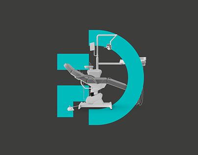 Diego Fontes Odontologia - Design (Logo/Identity)