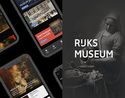 RijksMuseum Mini Program