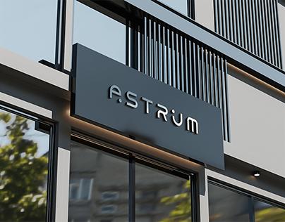 Astrum — Brand identity