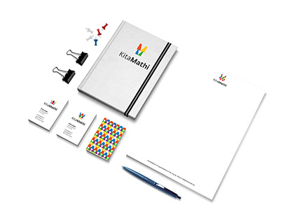 Corporate Design - Kita Mathi