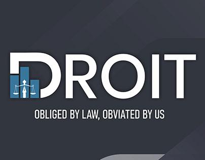 DROIT - Branding
